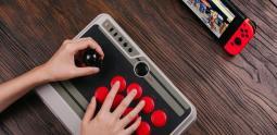 Grâce à 8Bitdo, la Nintendo Switch a enfin son stick arcade !