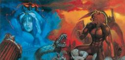 La soundtrack d'Altered Beast arrive sur vinyle chez Data Discs