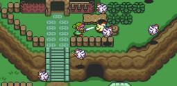 A Link to the Past - un mod co-op permet d'échanger des items entre joueurs !