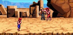 Double Dragon IV - du rab de baston sur Nintendo Switch