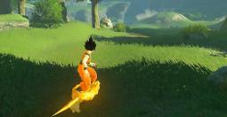 Un mod Dragon Ball pour Zelda: Breath of the Wild remplace Link par Goku !