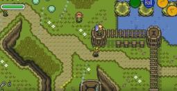 Zelda Ocarina of Time en 2D - le demake incroyable