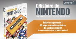 L'histoire de Nintendo vol.1 dans une édition gonflée à bloc !