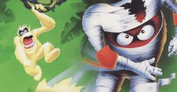 Sega Forever - Pour Halloween, le macabre Decap Attack devient gratuit sur mobile