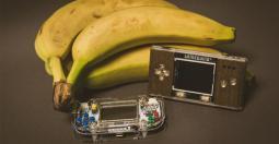 Gamebuino META - une console portable pédagogique française s'envole sur Kickstarter