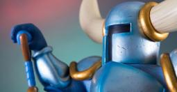 Shovel Knight statufié par First 4 Figures !