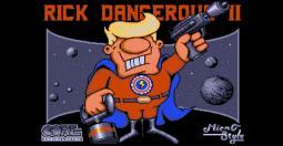 Rick Dangerous 2 débarque par surprise sur Sega Megadrive !