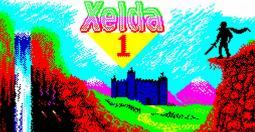 Zelda sur Zx Spectrum - possible à une lettre près