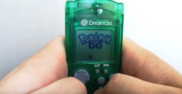 Pokemon Go sur VMU Sega Dreamcast - c'est non pour Nintendo et The Pokemon Company