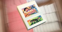 Sam's Journey pousse le Commodore 64 dans ses derniers retranchements