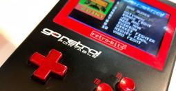 Go Retro Portable - la console portable typée Game Boy aux 350 jeux