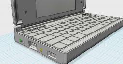 Ce ZX Spectrum Next portable est tout simplement unique !