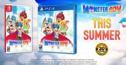 Monster Boy and the Cursed Kingdom - précommandes ouvertes pour les éditions physiques PS4 et Switch !