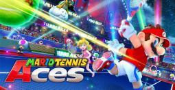 Mario Tennis Aces : retour gagnant sur switch ?