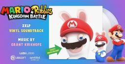 Un vinyle pour Mario + Lapins Cretins