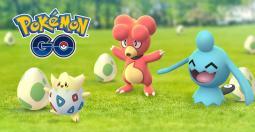 Le Festival des oeufs est de retour dans Pokémon GO