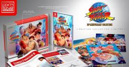 Pix'n Love sortira une édition collector exclusive de Street Fighter 30th Anniversary Collection !