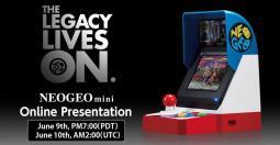 Neo Geo Mini - les infos viendront depuis l'E3
