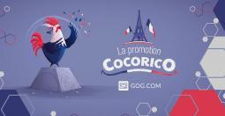 GOG.com met la France à l'honneur dans la promo Cocorico