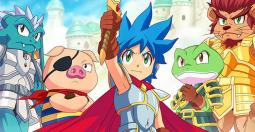 Monster Boy and the Cursed Kingdom vous donne rendez-vous sur consoles le 6 novembre !