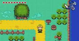 The Legend Of Zelda Ocarina Of Time : ça donne quoi sur GBA ?