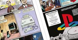 La Passionnante Histoire des Jeux Vidéo en Comics en français !