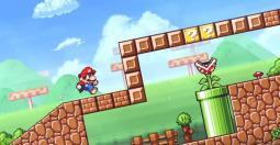 Super Mario Flashback - dans amateur, il y a aimer !