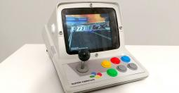 Bartop Minitel Super Famicom - tout simplement bluffant !