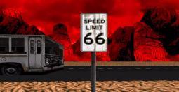 Doom Revenant Bus - quand Desert Bus devient sadique