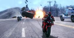 Road Redemption carbure sur Switch et PS4 !