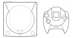 Mega Drive, Saturn et Dreamcast - SEGA renouvelle ses marques au Japon