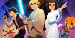 Star Wars Galaxy of Adventures : une série de courts-métrages animés revisitant les films de la Saga
