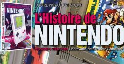 5 questions à Florent Gorges sur L'histoire de Nintendo Volume 4 !