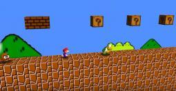 Super Mario Bros entièrement recréé dans Super Mario 64