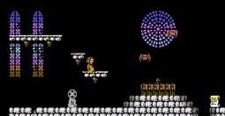 Ce mois-ci, L'abbaye des Morts sonnera bien l'angelus sur Commodore 64 !