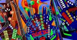 Pinball Dreams sur Amstrad CPC - le rêve devient réalité