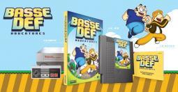 Omaké Games lance un nouveau jeu NES : Basse Def Adventures par Jibé et Broke Studio !