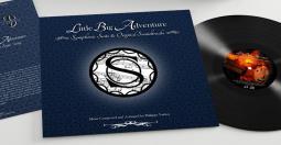 Little Big Adventure - la soundtrack des deux épisodes réorchestrée et éditée en vinyle !