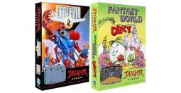 AtariAge annonce Speedball 2 et Fantasy World Dizzy sur Jaguar