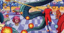 SEGA Ages Space Harrier - une version Switch qui a du chien !