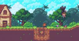 Foxyland vers une édition physique sur SEGA Mega Drive !