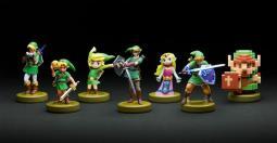 Ocarina of Time, 8-bit Link, Majora's Mask - les amiibo Legend of Zelda sont de retour !
