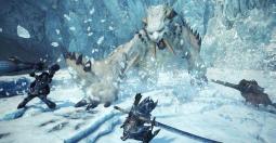 Monster Hunter World: Iceborne rafraîchit la Gamescom 2019 avec un nouveau trailer givré