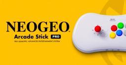 SNK annonce l'Arcade Pro Stick dans l'incrédulité générale