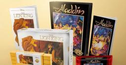 Aladdin et Le Roi Lion ressortent au format cartouche Nintendo Switch, Super NES et Mega Drive