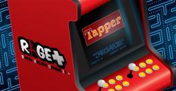RAGE+ #21 - Tapper : l'arcade sous (bière) pression