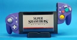 Nintendo Switch GameCube Controller - du piratage de haute volée !