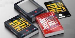 Après 5 ans de recherches, Une Histoire du Jeu Vidéo en France sera enfin disponible en précommande !