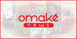 Omake News, les actus d'Omake Books en vidéo.