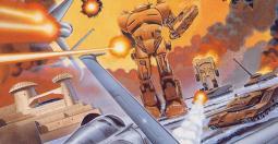 Le RTS Mega Drive Herzog Zwei s'approche de la collection SEGA AGES sur Switch